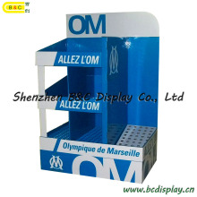 Umbrella Cardboard Counter Display Stand (B&C-C006)